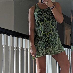 Boho Dress Swim Cover
